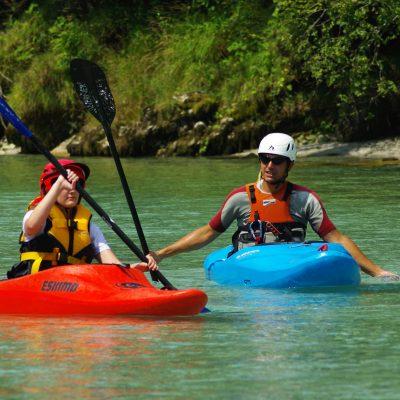 soca kayaking