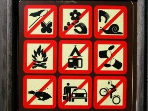 triglav national park rules