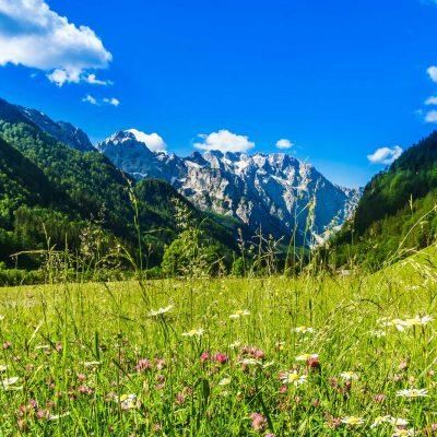 logar valley hike
