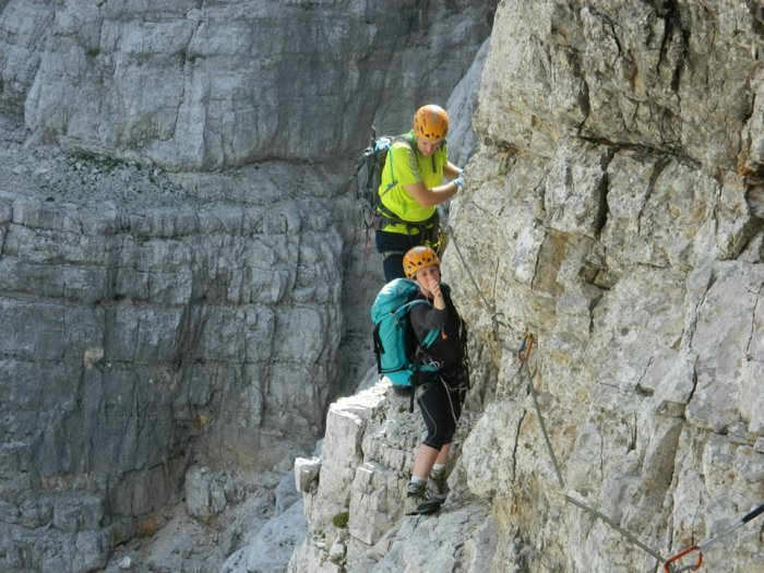 Triglav Via Ferrata