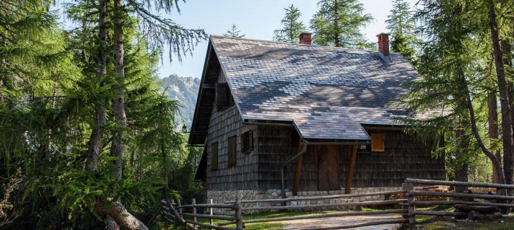 triglav national park cottage