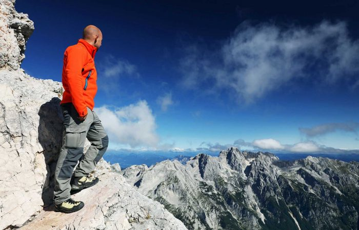Mount Triglav Climb
