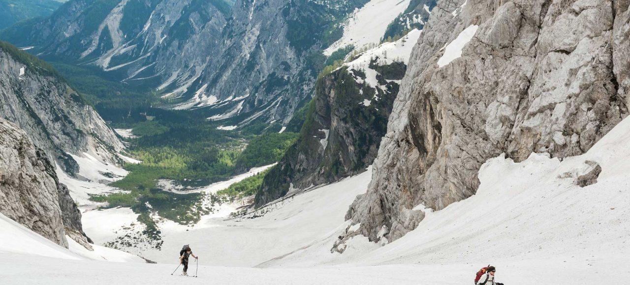 slovenia ski touring
